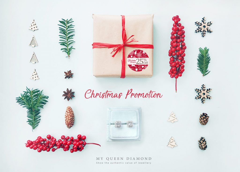 【Christmas Promotion 2019】